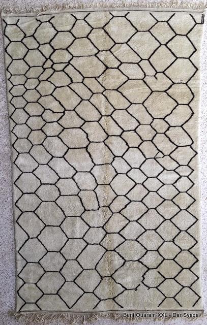 Archive-Sold Beni Ouarain moroccan rugs BO17079R carsten marbella