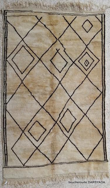 Beni Ouarain  moroccan rugs BO15475R