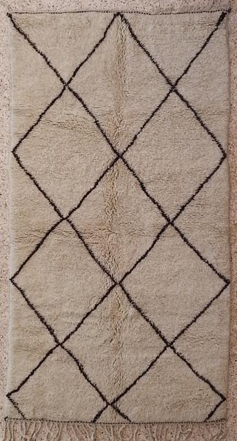 Beni Ouarain  moroccan rugs BO20000 reservé BEUN