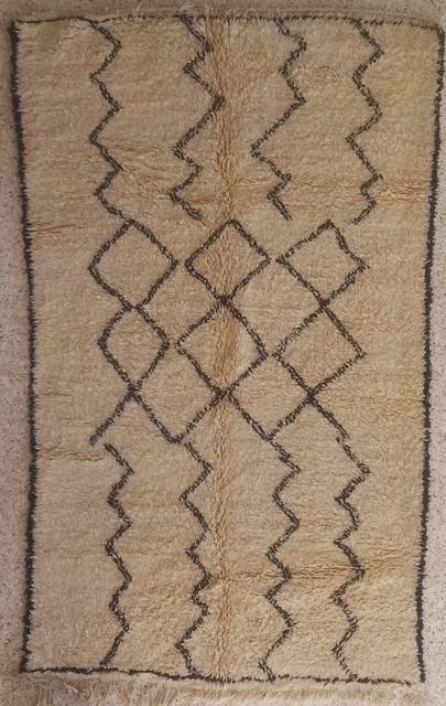 Beni Ouarain  moroccan rugs BO20348 KERSTIN