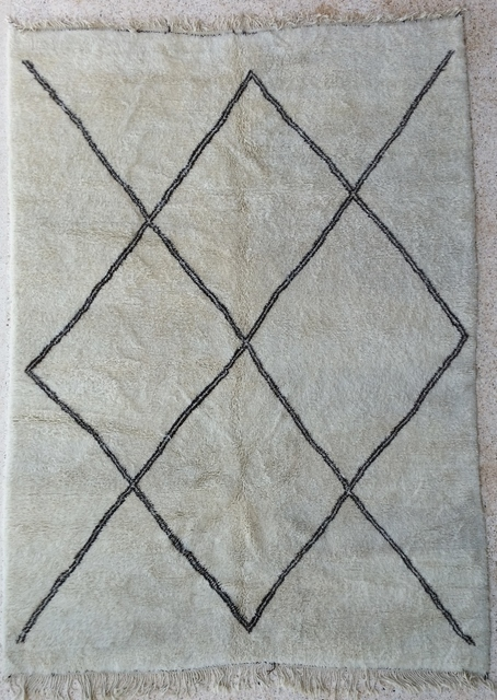 Beni Ouarain  moroccan rugs BO21182 RESERVE GAL DEMESURE