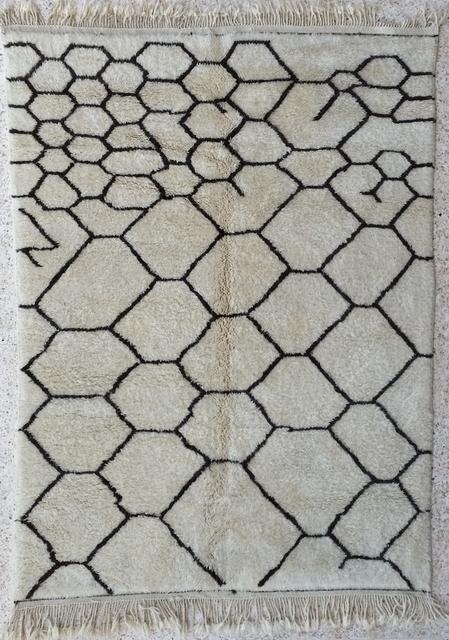Archive-Sold Beni Ouarain moroccan rugs BO21190