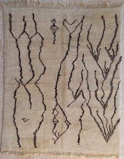Beni Ouarain  moroccan rugs BO22038