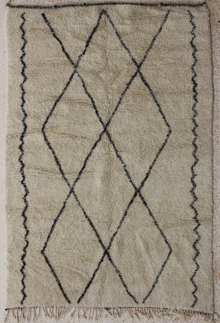 Beni Ouarain  moroccan rugs BO23126 reservé CONCA