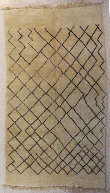 Beni Ouarain  moroccan rugs BO23736