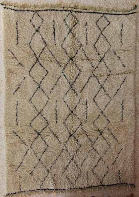 Beni Ouarain  moroccan rugs BO23749