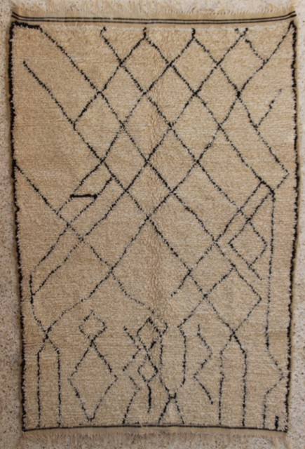 Azilal and Ourika  moroccan rugs AZ24154