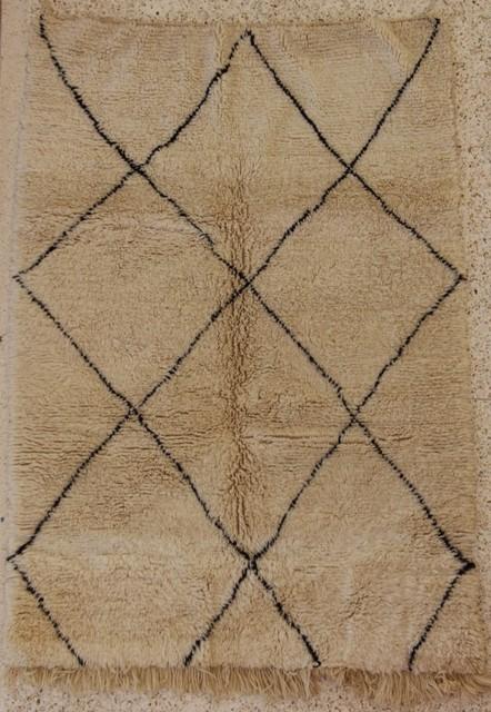 Referenssit Beni Ouarain moroccan rugs BO25038/MA