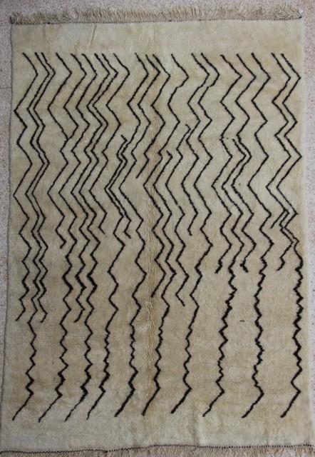 Archive-Sold Beni Ouarain moroccan rugs BO25157