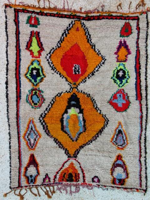 Berber rug AZC25181  portobello