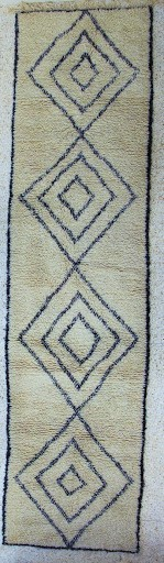Referenssit Beni Ouarain moroccan rugs BO25606/MA