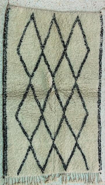 Beni Ouarain  moroccan rugs BO26004