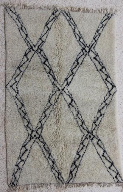 Referenssit Beni Ouarain moroccan rugs BO26041 WALTER
