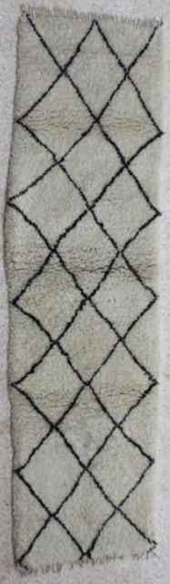 Referenssit Beni Ouarain moroccan rugs BO26057