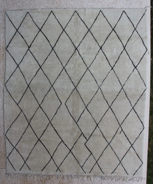 Archive-Sold Beni Ouarain moroccan rugs BO26076