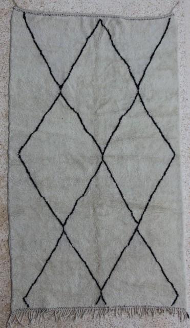 Archive-Sold Beni Ouarain moroccan rugs BO26078