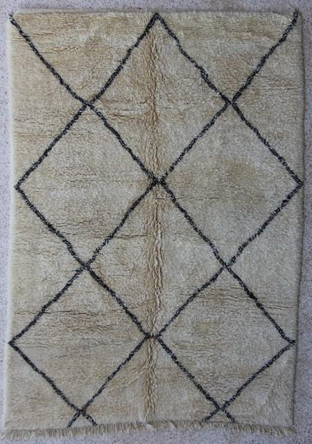 Referenssit Beni Ouarain moroccan rugs BO26383/MA KATARINA