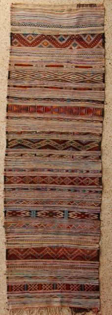 Boucherouite  moroccan rugs KL27231