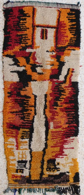 Azilal and Ourika  moroccan rugs AZ27335