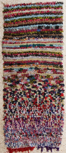 Archive-Sold Beni Ouarain moroccan rugs C27429