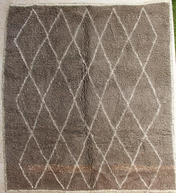 Archive-Sold Beni Ouarain moroccan rugs BO27496 juan gil