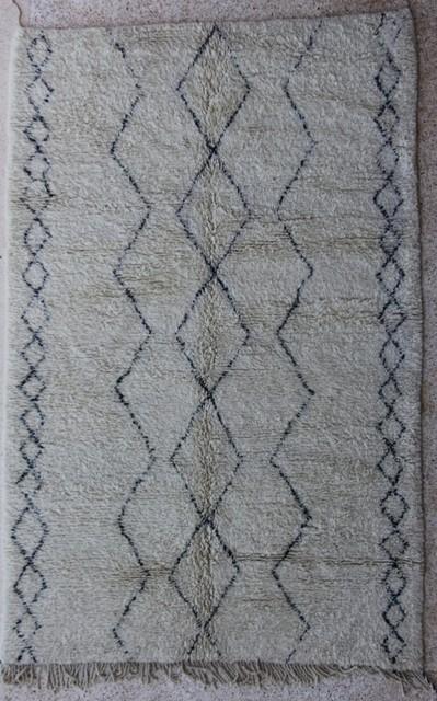 Referenssit Beni Ouarain moroccan rugs BO28002