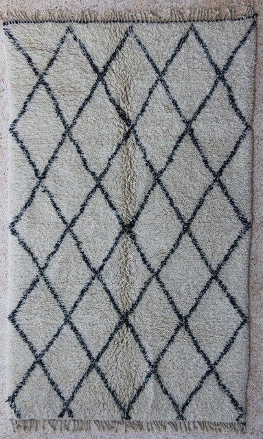 Archive-Sold Beni Ouarain moroccan rugs BO29261