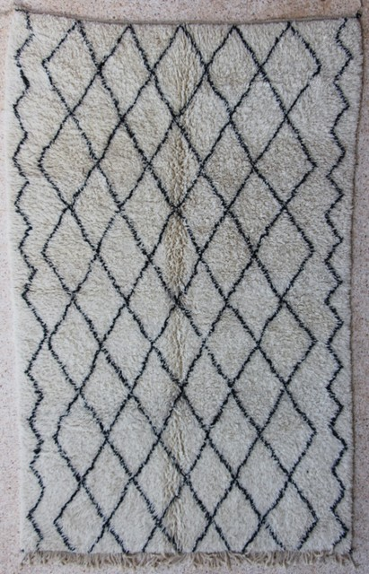 Referenssit Beni Ouarain moroccan rugs BO29265