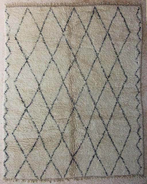 Archive-Sold Beni Ouarain moroccan rugs BO28311