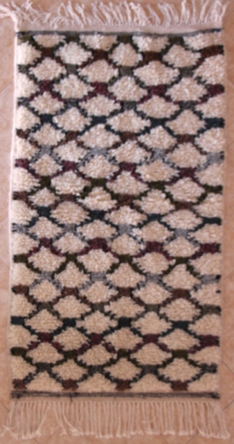 Azilal and Ourika  moroccan rugs AZ29368