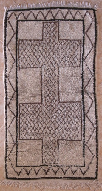 Referenssit Azilal and Ourika moroccan rugs AZ29392