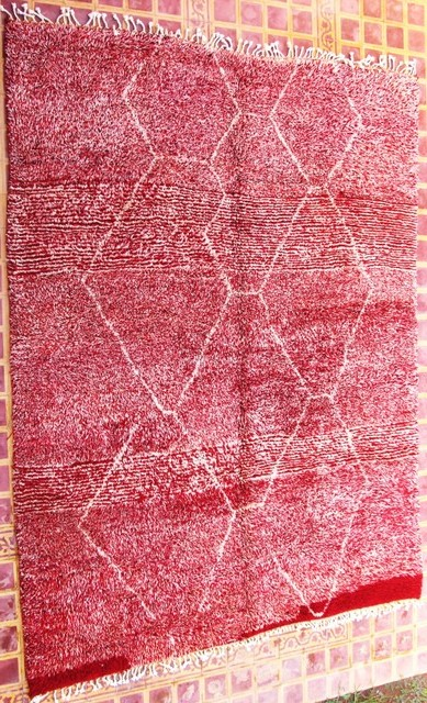 Archive-Sold Beni Ouarain moroccan rugs BO29343