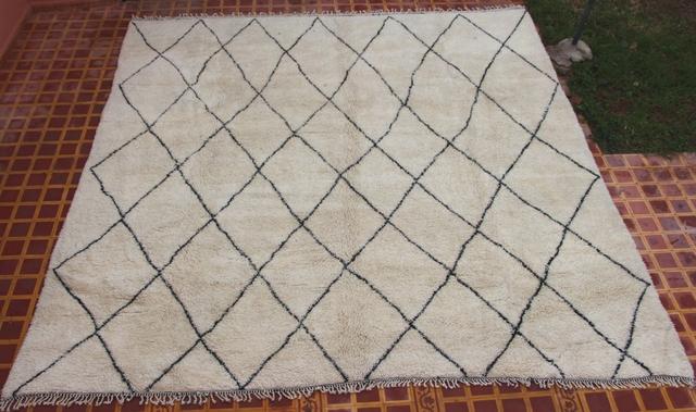 Referenssit Beni Ouarain moroccan rugs BO30479