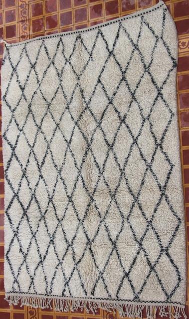 Referenssit Beni Ouarain moroccan rugs BO30483