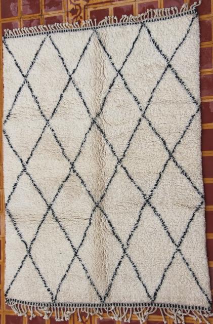 Referenssit Beni Ouarain moroccan rugs BO30485