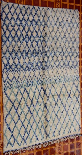Archive-Sold Beni Ouarain moroccan rugs BO30488