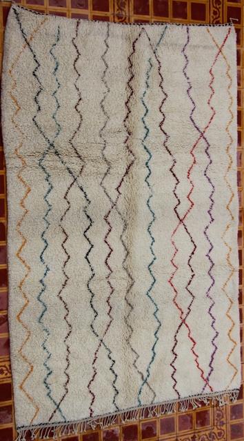 Beni Ouarain  moroccan rugs BO30498