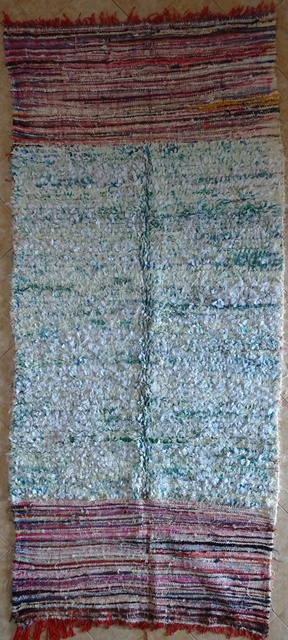 BOUCHEROUITE Collector Boucherouite moroccan rugs TC31592
