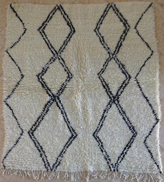 Archive-Sold Beni Ouarain moroccan rugs BO31939/MA