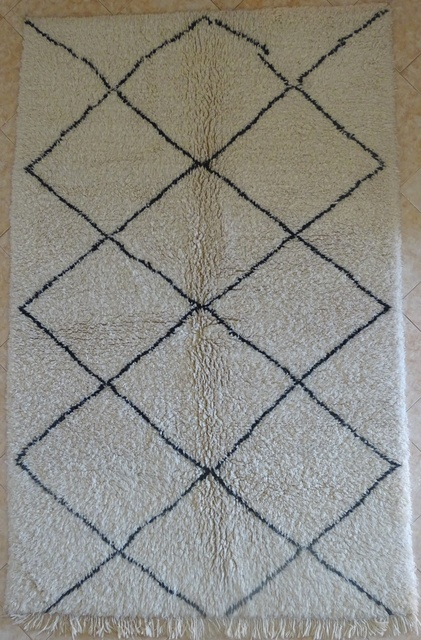 Archive-Sold Beni Ouarain moroccan rugs BO31943