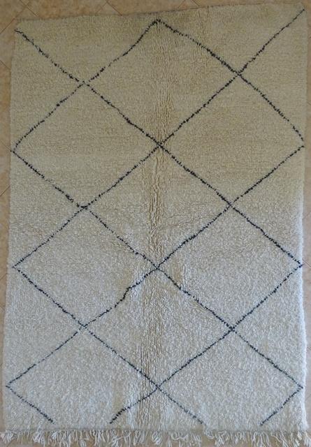Referenssit Beni Ouarain moroccan rugs BO31946/MA