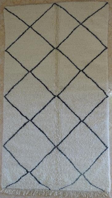 Referenssit Beni Ouarain moroccan rugs BO31947/MA