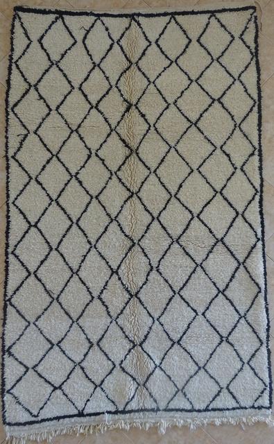 Archive-Sold Beni Ouarain moroccan rugs BO31969/MA