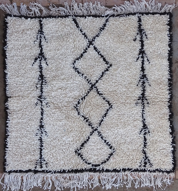Azilal and Ourika  moroccan rugs AZ31988