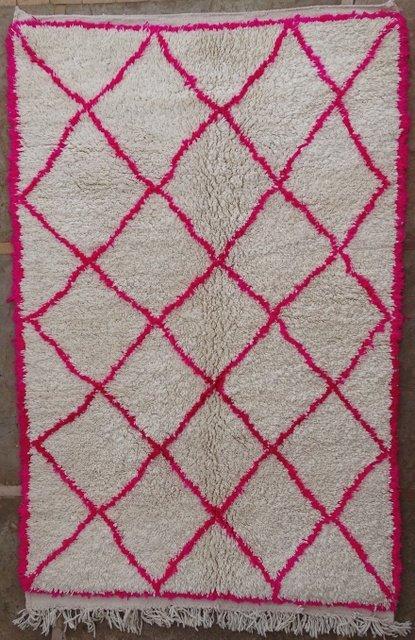 WOOL Rugs - BENI OURAIN Beni Ourain moroccan rugs BO32029/MA-335 € 370 $