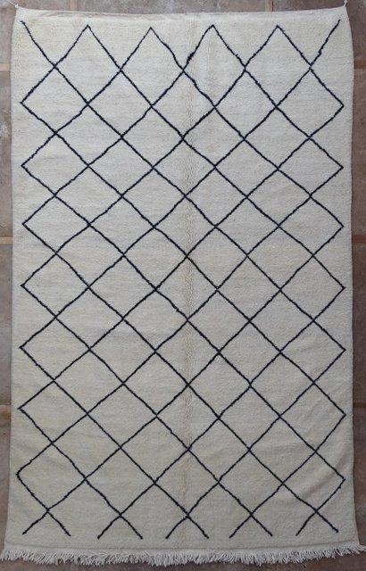 Referenssit Beni Ouarain moroccan rugs BO32035/MA