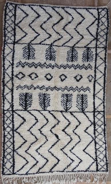 Archive-Sold Beni Ouarain moroccan rugs BO32037/MA