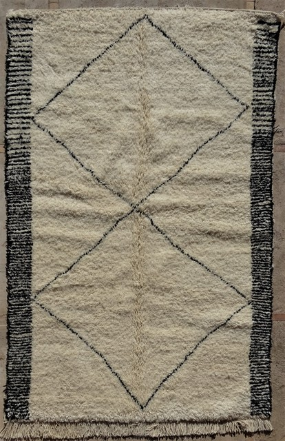 Referenssit Beni Ouarain moroccan rugs BO33099/MA cuvelier