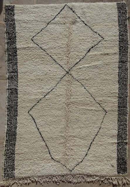 Referenssit Beni Ouarain moroccan rugs BO33112/MA