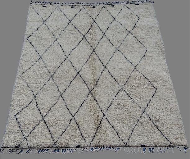 Referenssit Beni Ouarain moroccan rugs BO33009  LABRUYERE